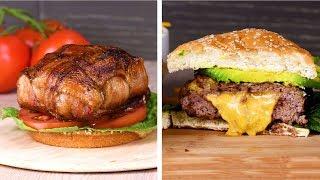 Burger Hacks | 4 Life Changing Burger Hacks | Life Hacks | So Yummy