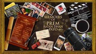 MEMOIRS OF PREM RATAN DHAN PAYO - Landmarc Films