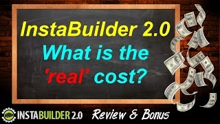 InstaBuilder 2.0 Review & Bonus - What's the
