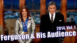Craig Ferguson & His Audience, 2014 Edition, Vol. 1 Out Of 5