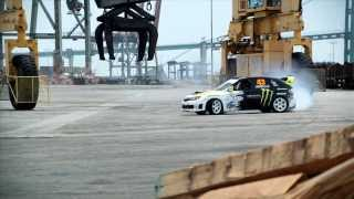 pc mobile Download ken block amazing car stunts video
