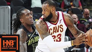 Cleveland Cavaliers vs Atlanta Hawks Full Game Highlights / Feb 9 / 2017-18 NBA Season