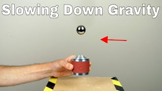 Can You Make Something Fall Slow? The Slow Falling Ball Experiment