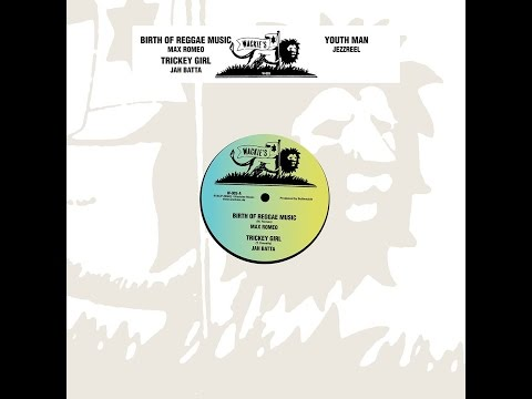 Max Romeo - Birth Of Reggae Music (Wackies) [Full Album]