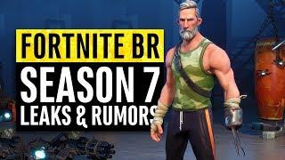 Fortnite | Season 7 Leaks and Insane Theories