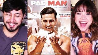 PADMAN | Akshay Kumar | Sonam Kapoor | Trailer Reaction!