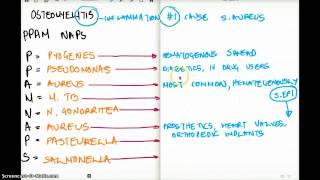 OSTEOMYELITIS - Easy Memorize Technique