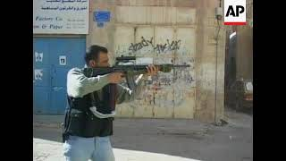 Exchange of fire between Palestinian and Jewish neighbourshoods