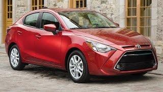 2016 Toyota Yaris Sedan Review