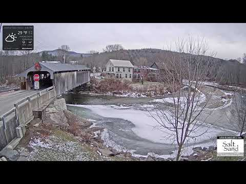 Xxx Mp4 Covered Bridge Webcam Vermont S Mad River Valley 3gp Sex