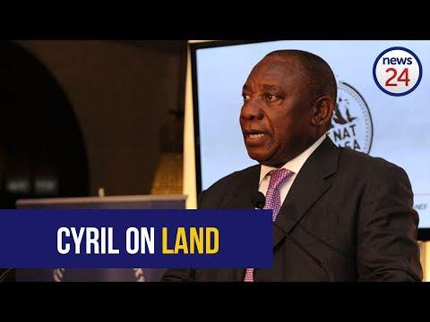 Xxx Mp4 WATCH LIVE Cyril Ramaphosa Addresses ANC Land Summit 3gp Sex