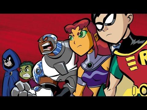 Top 10 Teenage Superheroes