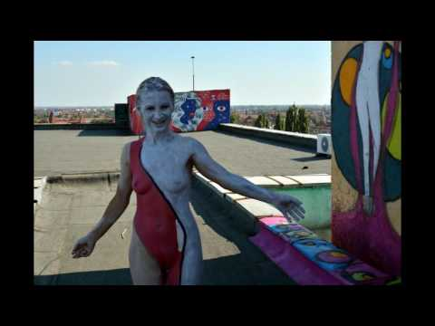 Body Painting & Big Nudes