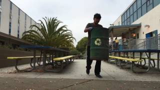 JHS Grizzlies Go Green - PG&E Sustainability Project