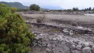 Thermopylae - Kolonos Hill and the 300 Spartans (5) - The battlefield and the Greek defences