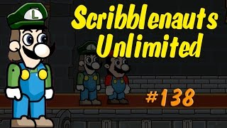 Scribblenauts Unlimited 138 Weegee & Malleo in the Object Editor