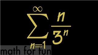 Math for fun, find the value using calculus!