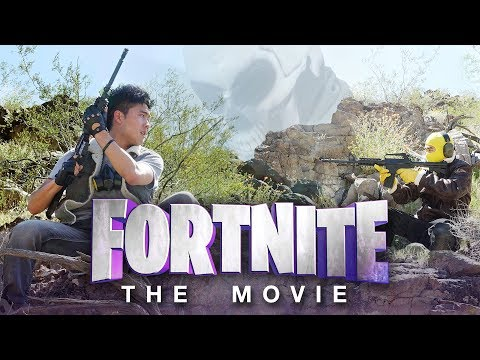 Xxx Mp4 FORTNITE The Movie Official Fake Trailer 3gp Sex