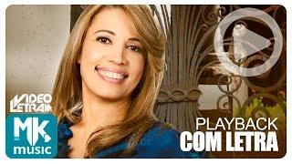 Credenciais de Deus - Andrea Fontes - PLAYBACK COM LETRA