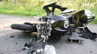 Schwerer Motorradunfall zwischen Sörup und Langballig