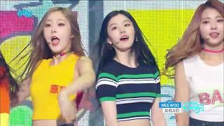 【TVPP】 PRISTIN - Wee Woo, 프리스틴 - 위우 @ Show Music Core