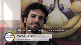 Ambassador Marco Bianchi eng