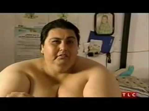 El hombre mas gordo del mundo The world s heaviest man