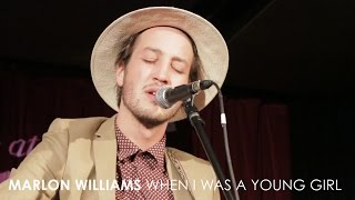 Marlon Williams - 'When I Was a Young Girl' (Live at 3RRR)