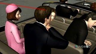 Animación muestra asesinato de Kennedy paso a paso -- Exclusivo Online