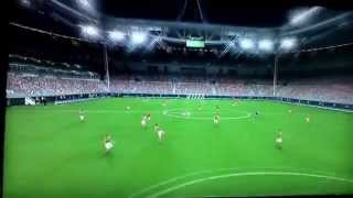 Best goal in fifa Wayne Rooney Manchester United