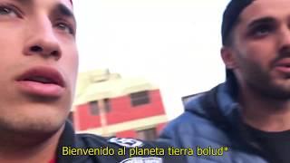 FABRI Y CANDE SE BESAN *persecución extrema*