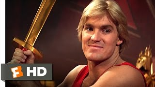 Flash Gordon (10/10) Movie CLIP - Crashing Ming's Wedding (1980) HD