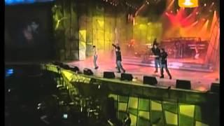 Backstreet Boys, Get Down, Festival de Viña 1998