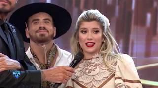 Laurita admitió que se está relajando un poco más con Fede Bal