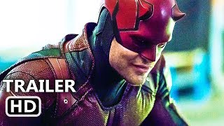 THE DEFENDERS Characters Trailer (Netflix - 2017) TV Show HD