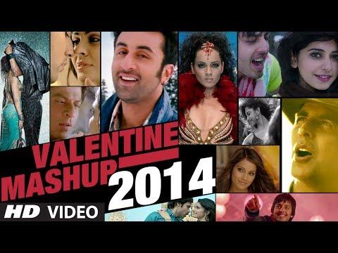 Xxx Mp4 Valentine Mashup 2014 Best Bollywood Mashups Kiran Kamath 3gp Sex