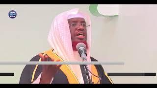 Raacitaanka Rasuulka (s.c.w.) khutbah 23 - 3 - 2018 Sh Mohamed Abdi Umal