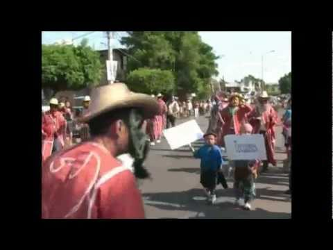 desfile del dia de cutzamala 16 de marzo 2011