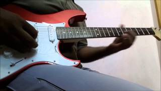 Ummarathe senbhagathe From Ivan Mariyathai Raman on Guitar
