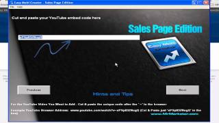 Easy Mobi Creator Sales Page Edition in Action