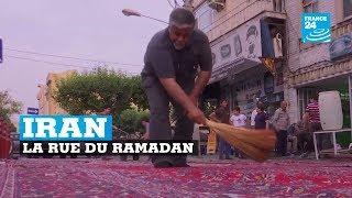 "Iran, la rue du ""Ramadan"""