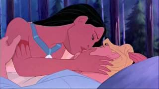 Walt Disney - Movie Kisses