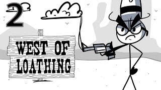 Horse Shopping! West of Loathing - Northernlion Plays [Episode 2]