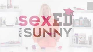 Sex Ed With Sunny Talks clitoral Stimulation Toys