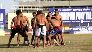 Traditional Sports of Manipur