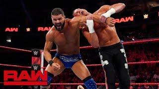 Bobby Roode vs. Dolph Ziggler: Raw, July 16, 2018