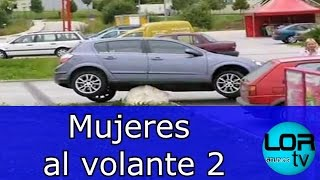 Videos comicos de risa - Mujeres en autos - VIDEOS GRACIOSOS PARTE 2