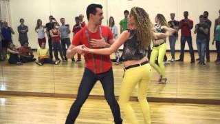 Ciara - Dance Like We're Making Love - Alisson Sandi & Audrey Isautier - Zouk Intensive in Atlanta