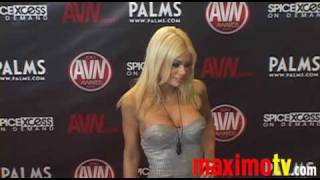 AVN Awards Show Sasha Grey, Jesse Jane, Lisa Ann, Bree Olson, Kayden Kross, Lupe Fuentes & MORE