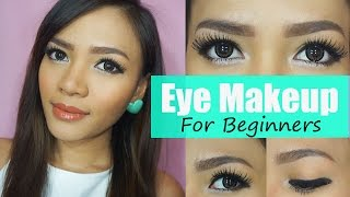 Eyeliner / Eye Makeup For Beginners │Bahasa